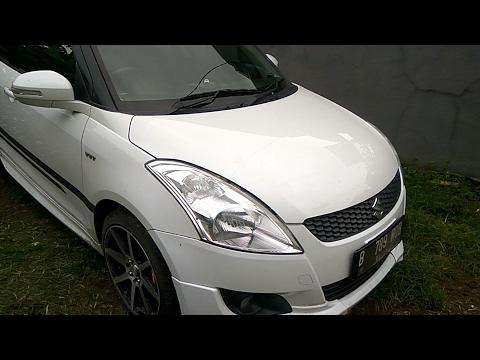 Suzuki Swift GX M/T (2013) Start Up & Review Indonesia