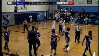 Turk Boys Basketball - Sultan vs Foster
