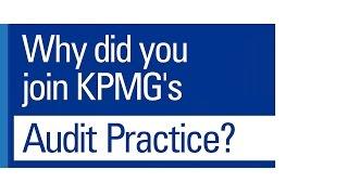 Why KPMG?