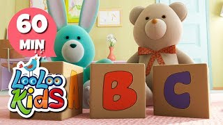 The ABC Song   Fantastic Nursery Rhymes For Children | LooLoo Kids