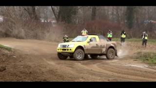 "7. Rally Show Santa Domenica, Isuzu D-Max ""drift"", SS5, 27.11.2016, HD"