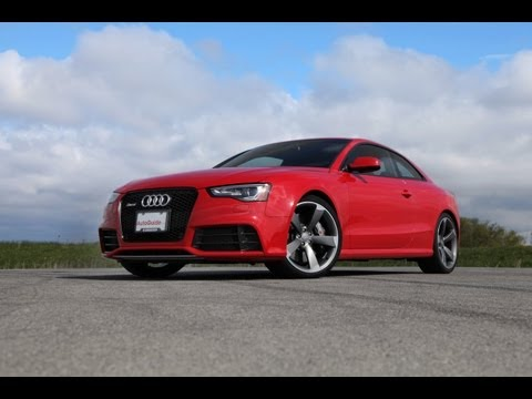 2013 Audi RS 5 Coupe Review