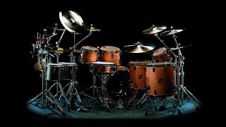 Drumless Heavy Metal Backing Track 180 BPM - 4/4