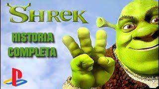 Shrek Tercero Pelicula Del Videojuego Completa Español (PS2)