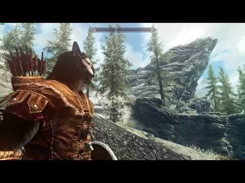 Textures issues with rocks, mountains, and snow  :: The Elder