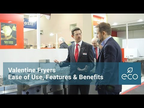 Valentine Fryers - Ease of Use, Features and Benefits