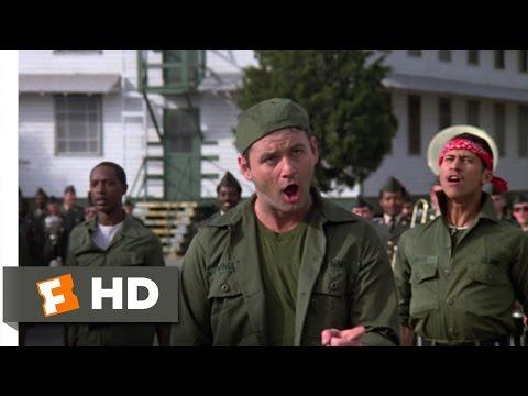 Army Training, Sir! Bill Murray, Stripes and Spiritual ...