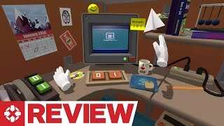 Job Simulator PSVR Review