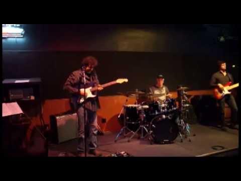 """JOHN CHAPMAN BAND """"LIVE"""" - Wind Cries Mary (Jimi Hendrix)"""