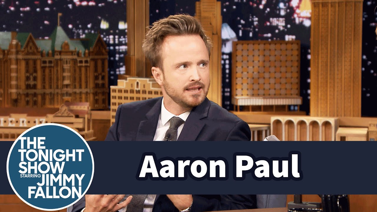 Aaron Paul Is Obsessed with Stranger Things thumbnail