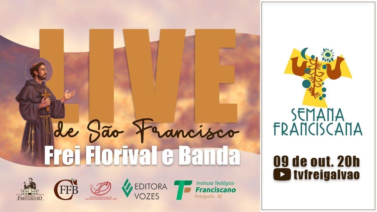 Live de São Francisco de Assis