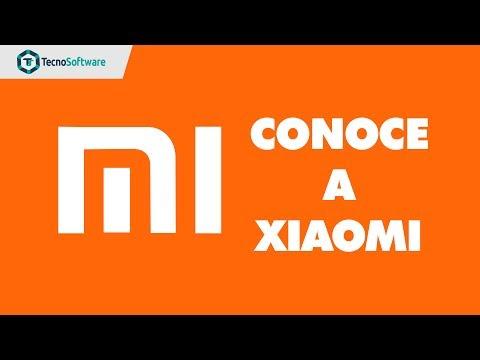 Conoce  a Xiaomi y como viene creciendo