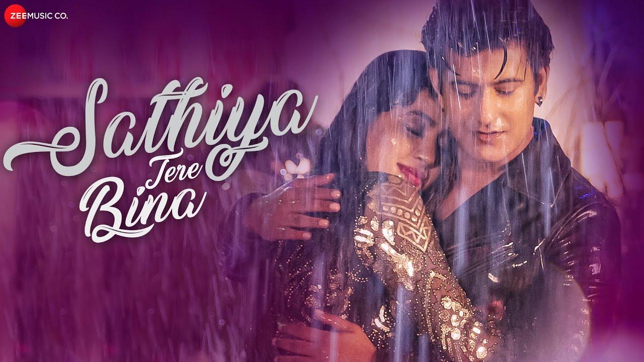 Sathiya Tere Bina Lyrics - Puneet Avasthi    Featuring Artists: Manjul Khattar , Rista Basenet