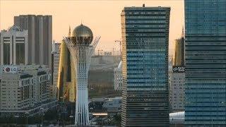 Шымкенттіктер Астана күнін тойлап жатыр
