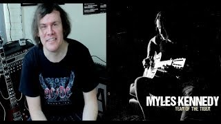 Myles Kennedy- Year of the Tiger- Fix it in the mix Episode 8