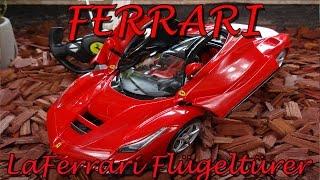 """""""RC FERRARI LaFerrari FERNGESTEUERT 1:14"""" -Vorstellung"""