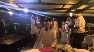 свадьба за границей:танец под таркана.Turkey Kemer PGS Kiris Resor.Шок.Жесть.
