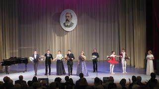 Международный оперный фестиваль им. Н.А.Римского-Корсакова - Тихвин. Открытие, гала-концерт 2018 г