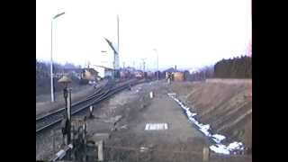 preview picture of video 'ÖBB 2143 Tandem Retz 1991'