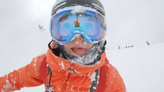 You Won't Believe What This 11 Year Old Can Do On Skis At Jackson Hole