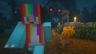 Minecraft Haunted House Halloween Special