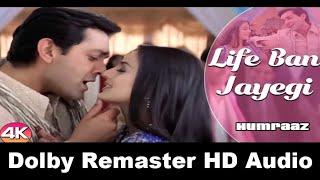 تحميل اغاني Life Ban Jaayegi HD Full Song 1080p | Humraaz Songs | Amisha Patel Songs| Sonu Nigam | Dolby Audio MP3