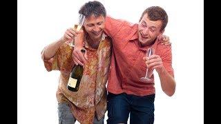 Почему хмелеют от алкоголя