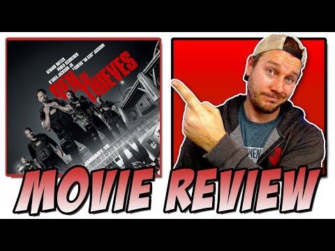 Den of Thieves (2018) –  Movie Review (Gerard Butler Heist Thriller)