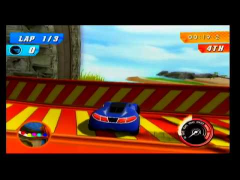 Swapped Music (Hot Wheels Track Attack Big Air Beach)