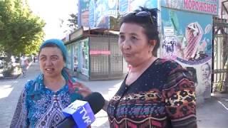Түркістан қаласындағы түйіткілді мәселе...