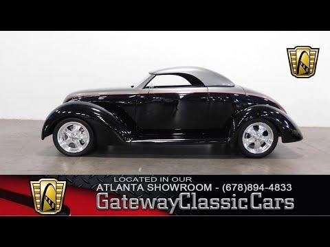 1939 Ford Boydster -  Gateway Classic Cars of Atlanta #795