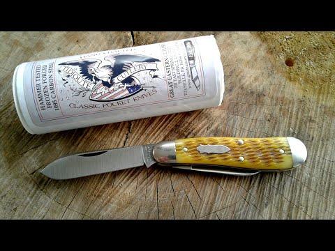 The Walk & Talk Ep. 1 🔪 Great Eastern Cutlery #56 Bird Dog / Dog Leg Jack 🤗