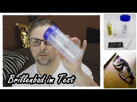 Brillenreinigung in Optikerqualität | Brillenbad Im Test | Brille Reinigen | Susi und Kay Projekte
