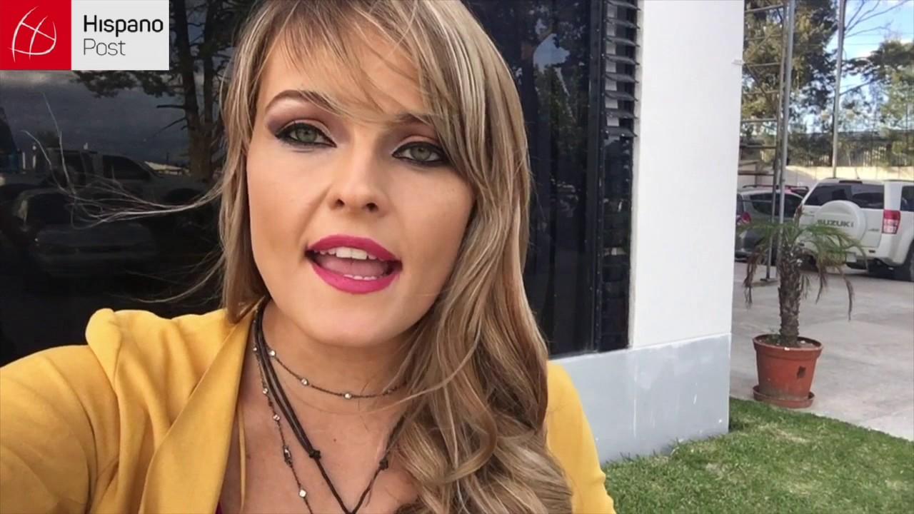 Gloria Álvarez: Es vergonzoso que el Papa Francisco se reúna con dictadores