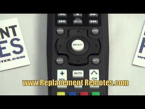 HITACHI CLU3851WL TV Remote Control