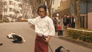 高分美食电影,古代武士穿越到现代,竟然凭天赋成了美食大师,令人馋涎欲滴