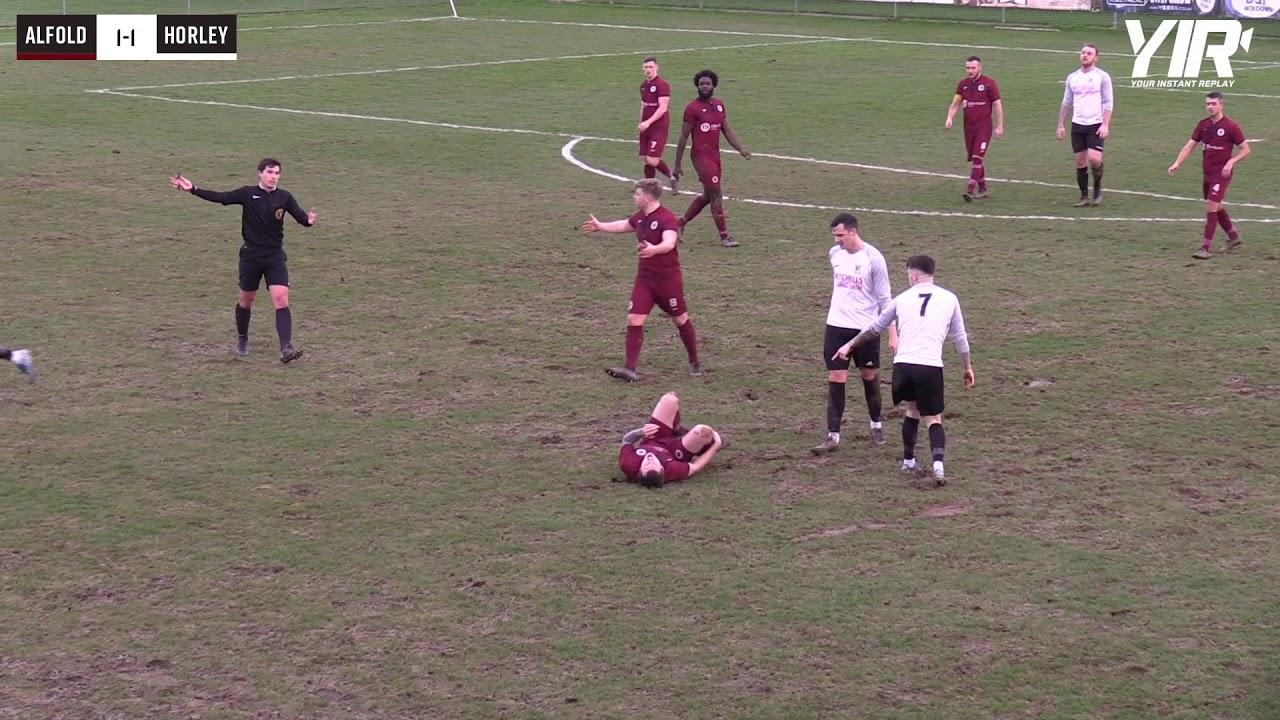 Thumbnail for Highlights: Alfold vs Horley Town