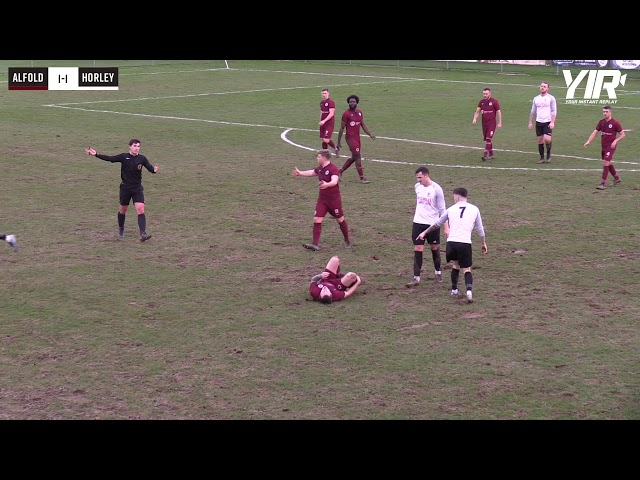 Highlights: Alfold vs Horley Town