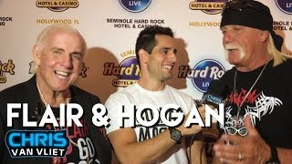 "Hulk Hogan: WWE return talks are moving ""quite quickly"", Ric Flair on Charlotte vs. Rousey at WM35"