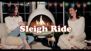 Sleigh Ride Music Video - Jayden Bartels & Jenna Raine
