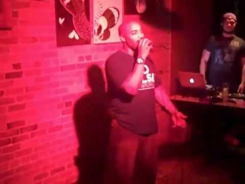 Zayd Malik - Host Freestyle - Da Show vol.1 @ Jack Sprat