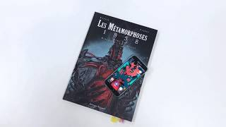 Les Métamorphoses 1858 tome 02 - Présentation de la Réalité Augmentée