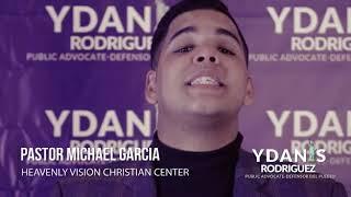 Pastor Michael Garcia