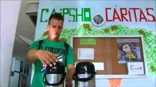 preview picture of video 'Caipsho en la TV canaria octubre 2012, jovenes sin empleo.'