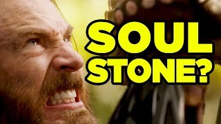 INFINITY WAR - Does Cap Have the Soul Stone?