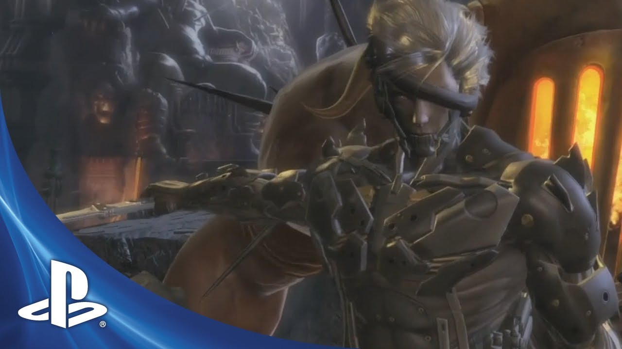 PlayStation All-Stars: Raiden Slices Through The Competition