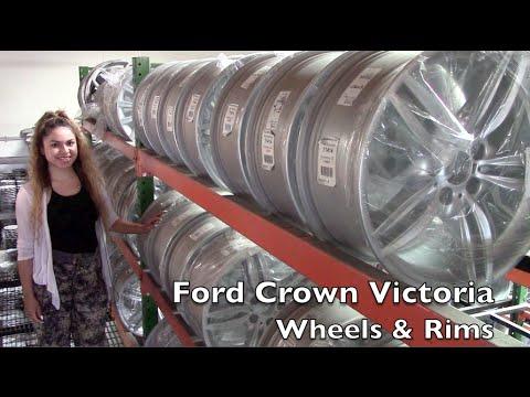 Factory Original Ford Crown Victoria Wheels & Ford Crown Victoria Rims – OriginalWheels.com