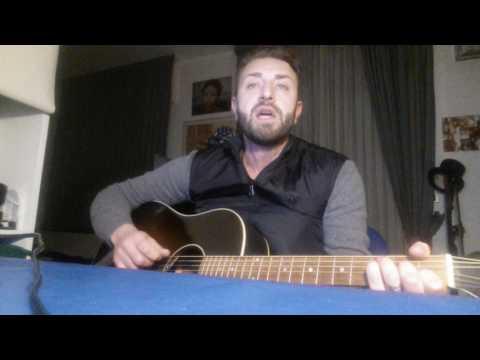 Rag'N'Bone - Lay my body down acoustic cover
