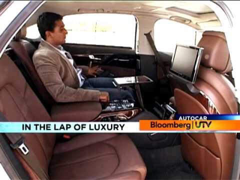 The Autocar India Show - Audi A8L