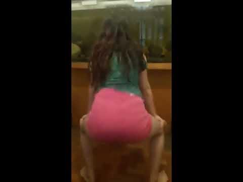 Eu dançando Fank bonde das maravilha mais um desafio